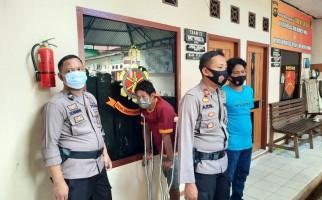 DA Merampok Rumah Anggota Polisi, Tuh Balasannya - JPNN.com