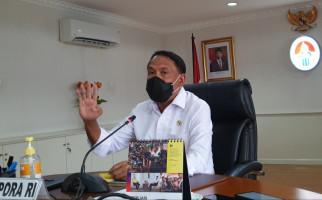 Piala Menpora 2021 Memasuki Babak Perempat Final, Pak Zainudin Amali Beri Pesan Begini - JPNN.com