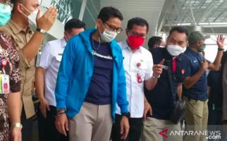 Sandiaga Sebut Perluasan Bandara Sam Ratulangi Jadi Momentum Bangkitkan Pariwisata Sulut - JPNN.com
