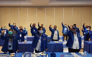 Demokrat Jateng Berikrar Setia kepada AHY, Minta DPP Pecat Kader Pengkhianat - JPNN.com