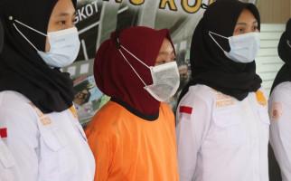 Ada Jasad Bayi Ditemukan di TPS Kampung Gembor, Mbak EMD Ditangkap Polisi - JPNN.com