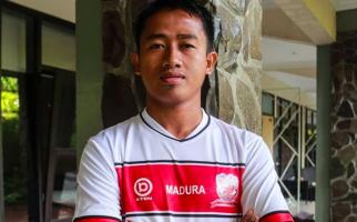 Bayu Gatra Bertekad Bawa Madura United Juara Piala Menpora 2021 - JPNN.com