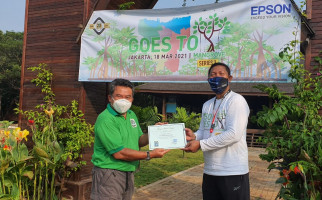Epson Donasikan Bantuan Kemanusiaan dan Kepedulian Lingkungan - JPNN.com