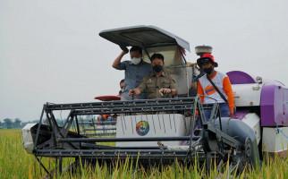 Mentan Syahrul Minta Pemerintah Daerah Pelototi Kegiatan Serap Gabah - JPNN.com