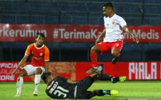 Persija Tumbangkan Borneo dengan Lumayan Banyak Gol, tanpa Balas Lagi - JPNN.com