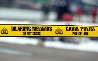 Ngeri, Truk Tronton Tabrak Warung di Sukabumi, Ada Korban Tewas - JPNN.com