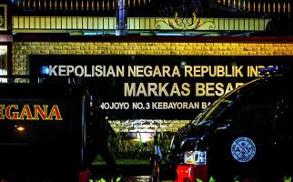 Mabes Polri: Video Ucapan Ultah Jokowi Sudah Diturunkan - JPNN.com