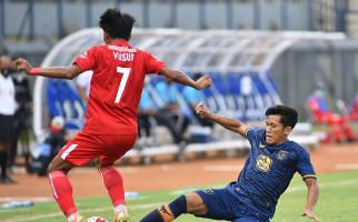Piala Menpora 2021: Persela vs Persik Berakhir Imbang, Didik Ludianto Pilih Fokus Benahi Tim - JPNN.com