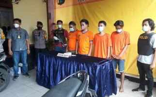 4 Sekawan Tinggal Satu RT, Kompak Mencuri Ponsel di Warung Kopi - JPNN.com