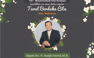 Innalillahi, Wakil Ketua PW Muhammadiyah Jawa Timur Meninggal Dunia - JPNN.com