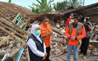 Doni Monardo Tinjau Lokasi Terdampak Gempa Malang - JPNN.com