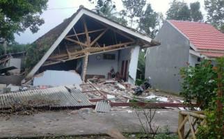 Sebanyak 1.189 Rumah Rusak Akibat Gempa Malang - JPNN.com