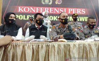 Melawan saat Disergap Polisi, Z Langsung Dilumpuhkan, Kakinya Bolong Diterjang Peluru - JPNN.com