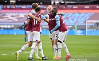 Liga Inggris: West Ham Berpeluang Tampil di Liga Champions, Arsenal Gusur Leeds - JPNN.com