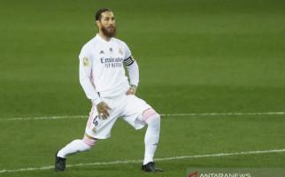 Ramos Bakal Absen Lagi Bela Real Madrid - JPNN.com
