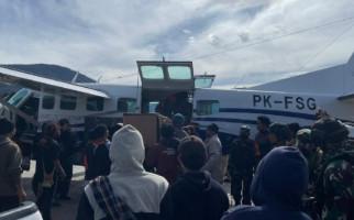 Jenazah Korban Penembakan KKB di Kabupaten Puncak Dibawa ke Makassar - JPNN.com
