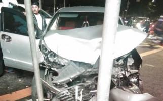 Terobos Lampu Merah dan Lukai Pesepeda, Sopir Ambulans Jadi Tersangka - JPNN.com