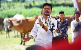 Mentan Syahrul Dorong Jeneponto jadi Sentra Pertanian dan Peternakan Berkualitas - JPNN.com
