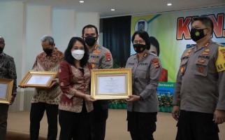 Perangi Kekerasan Seksual Pada Anak, Polda NTB Sabet Penghargaan Menteri PPPA - JPNN.com