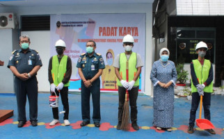 Anna Buka Kegiatan Program Padat Karya Kerja Komite II DPD-RI Bersama KSOP Kemenhub - JPNN.com