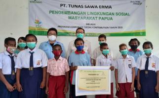 Cerita Petani Papua Bisa Sekolahkan Anak sampai Sarjana - JPNN.com