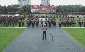 15.212 Personel Gabungan Diterjunkan untuk Menghalau Pemudik di Jatim - JPNN.com