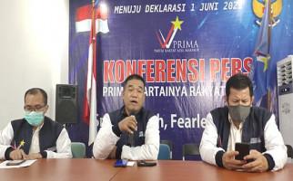 PRIMA Dideklarasikan 1 Juni, Lukman: Harapan Baru Rakyat Indonesia di Pemilu 2024 - JPNN.com