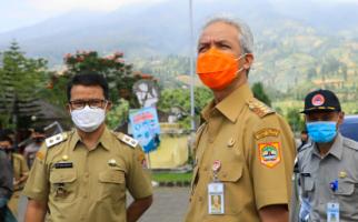Jelang Lebaran, Pak Ganjar Makin Rutin Sidak ke Perbatasan - JPNN.com