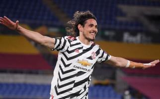Striker Gaek Uruguay Ungkap Alasan Bertahan di MU - JPNN.com
