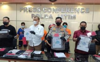Komplotan Pemalsu Surat Tes Covid-19 Ditangkap Polda Jatim, Rasain - JPNN.com