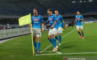 Napoli Lompati Atalanta dan AC Milan - JPNN.com