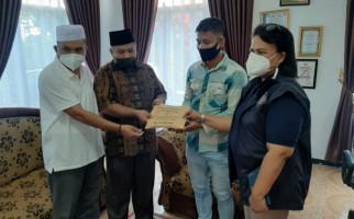 Jelang Idulfitri, Kemensos Salurkan Santunan 12 Ahli Waris Bencana Longsor di Tapanuli Selatan - JPNN.com