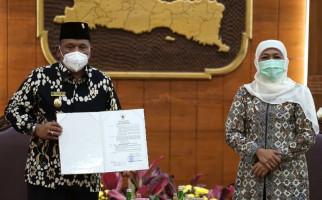 Marhaen Djumadi jadi Plt Bupati Nganjuk, Gubernur Khofifah Berpesan Begini - JPNN.com