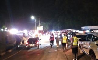Kabar Terkini Soal Penyekatan di Perbatasan Puncak-Cianjur - JPNN.com