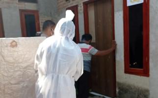 Polisi Bekasi Sekat Arus Balik di Jalan Tikus, Ada Pocong.. - JPNN.com