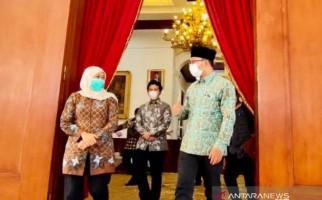 Sudah 2 Kali Ridwan Kamil Bertemu Khofifah, Apa yang Dibahas? - JPNN.com