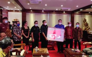 Rektor IPB Dukung Program Pembangunan Jokowi Melalui Data Desa Presisi di Gianyar - JPNN.com