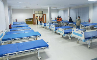 Tempat Tidur Isolasi Pasien Covid-19 di Kota Bekasi Hampir Penuh - JPNN.com