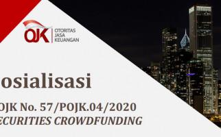 OJK Catat 151 UMKM Menghimpun Dana dari Securities Crowdfunding, Total Rp 273,47 Miliar - JPNN.com