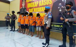 2 Pengeroyok Anggota TNI AL Ini Ditangkap di Jombang dan Madura - JPNN.com