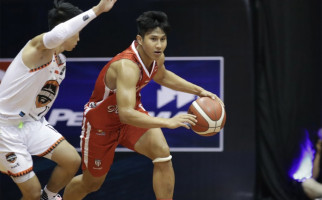 Arighi Dipanggil Timnas Basket Untuk Kualifikasi FIBA Asia Cup 2021 - JPNN.com