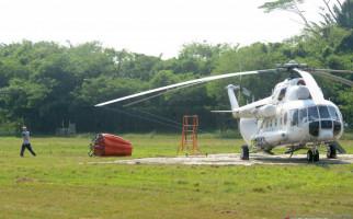 6 Helikopter Disiagakan di Riau - JPNN.com