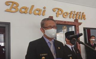 Gubernur Sutarmidji Mengingatkan Bupati dan Wabup Sambas Fokus Menangani Covid-19 - JPNN.com