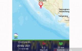 Waspada Terjadi Gempa Susulan di Bengkulu - JPNN.com