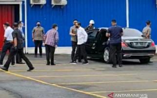 Tiba di Stasiun Bogor, Jokowi Langsung Memberikan Arahan Kepada Menkes - JPNN.com