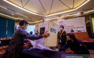 KPU Tetapkan Sahbirin-Muhidin Pasangan Gubernur-Wakil Gubernur Terpilih Kalsel - JPNN.com