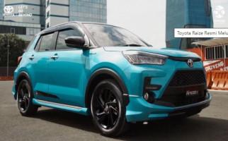 Toyota Raize 1.200cc Sudah Bisa Dipesan, Sebegini Harganya - JPNN.com