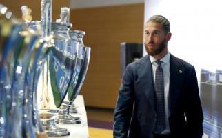 Berpisah dengan Real Madrid, Sergio Ramos Tolak Bermain di Dua Klub Ini - JPNN.com