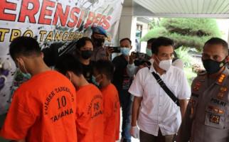 Kronologis Perampokan Rumah di Tangerang, Pelaku Bawa Sajam dan Air Softgun - JPNN.com