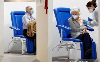 Sempat Jadi Pusat Penularan COVID-19, Italia Kini Bersiap Mencabut Aturan Wajib Masker - JPNN.com